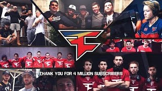 Download ″We Are FaZe Clan″ - 4 Million Subscribers Video