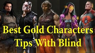 Download WWE Immortals - Best Gold Characters Tips & Tricks Video