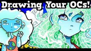Download DRAWING YOUR OCs #24 | ART CHALLENGE Video