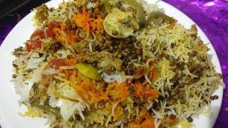 Download Khari masoor keema pulao Video