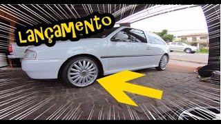 Download TROCAMOS AS RODA DO GOLETA COLOCAMOS UMAS TOP COM OS PNEU DELINTE {PARATODOS PNEUS} Video