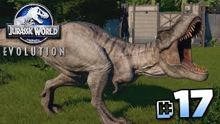 Download WE HAVE A T.REX!!! - Jurassic World Evolution FULL PLAYTHROUGH | Ep17 HD Video