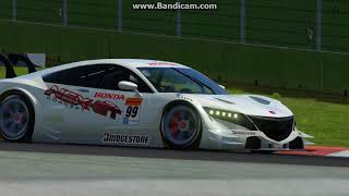 Download Assetto Corsa HONDA NSX-GT Concept GT500 Video