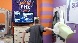 Download PISSED OFF NBA LOTTERY REACTION! (Crazy Meltdown) Video