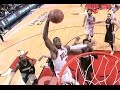 Download Dwayne Wade Euro Step Dunk Plus The Foul! | 12.10.16 Video