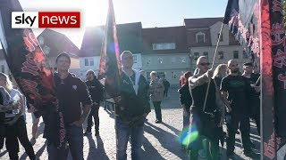 Download Special Report: The far right in Germany Video