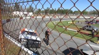 Download A Wild Mini Stock Race at Franklin County Speedway 4/17/16 Video