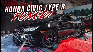 Download We Tuned the 10th Gen Honda Civic Type R   How Much Horsepower!? Video