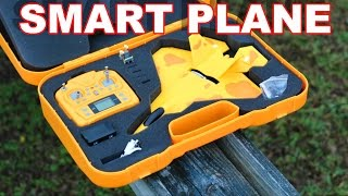 Download RC Smart Plane Micro F-22 Jet Warbird - Auto Take Off & Stability Control RTF - TheRcSaylors Video