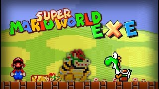 Download YOSHI SAVES THE WORLD FROM BOWSER.EXE | Super Mario World.EXE Video