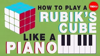 Download Group theory 101: How to play a Rubik's Cube like a piano - Michael Staff Video