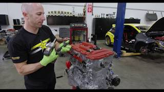 Download Analyzing an Engine During Disassembly with Papadakis Racing Video