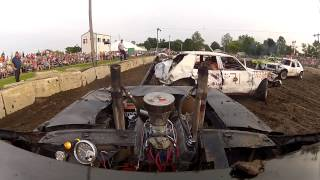 Download 700HP!! DEMOLITION DERBY CAR!! HD! REMIX! Video