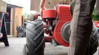 Download Gravely 816-S Re-power With Sears SS15 Engine Video