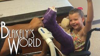 Download Blakely's Broken Leg | New Cast! Video