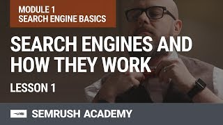 Download Module 1. Lesson 1. Search engines and how they work Video