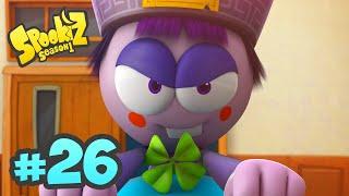 Download Spookiz | 126 - Frankie Z(Season 1 - Episode 26) | Videos For Kids 스푸키즈 Video