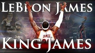 Download LeBron James - King James Video