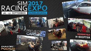Download SimRacing Expo 2017 - The best Simulators by Let's GO RACE Video