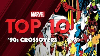 Download Top 10 '90s Marvel Crossover Events Video