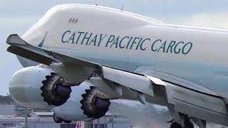 Download 6 CLOSE-UP Heavy Aircraft Arrivals | Melbourne Airport Plane Spotting Video