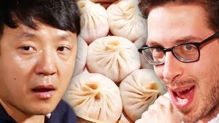 Download The Try Guys 400 Dumpling Mukbang ft. Strictly Dumpling Video