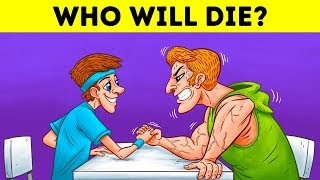 Download 10 HARDEST RIDDLES WITH ANSWERS Video