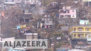 Download Small island of Dominica hit hardest by Hurricane Maria Video