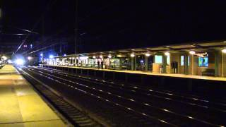 Download HD: Amtrak Acela Express NEC 165Mph Speed Test Video