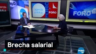 Download Agenda Pública - La brecha salarial entre hombres y mujeres Video