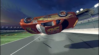 Download Can I Recreate Lightning McQueen's ″Cars 3″ Crash? | NR2003 LIVE STREAM EP200 Video