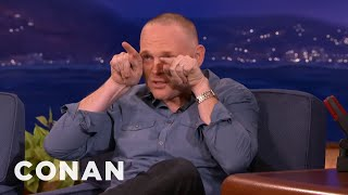 Download Bill Burr: Women Want To Ruin The NFL! - CONAN on TBS Video