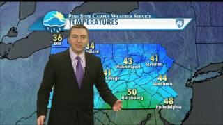 Download Matt's Wednesday Evening Forecast (1/18/17) Video