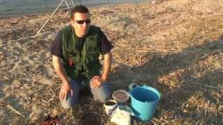 Download Beach ledgering με μαλαγρωτή Video