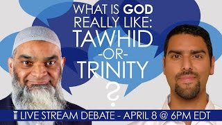 Download What is God Really Like: Tawhid or Trinity? Dr. Shabir Ally and Dr. Nabeel Qureshi Debate Video