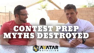 Download Contest Prep Myths DESTROYED with Layne Norton and Steve Cook Video