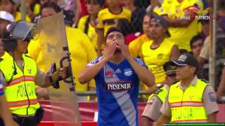 Download BARCELONA 1 EMELEC 2 SEGUNDA ETAPA FECHA 20 CAMPEONATO NACIONAL 2016 Video