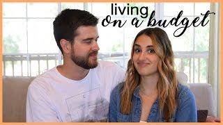 Download LIVING ON A (one income) BUDGET | Financial Q&A Video