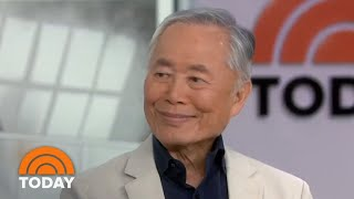 Download George Takei Opens Up About His Family's Imprisonment During WWII | TODAY Video