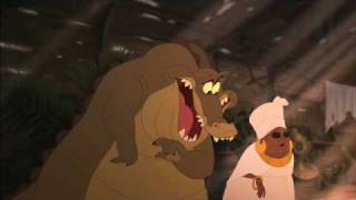 Download The Princess and the Frog Official Internet Trailer Video