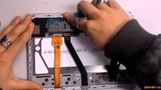 Download Change USB flat Samsung Galaxy Tab 3 10.1″ P5200 Video