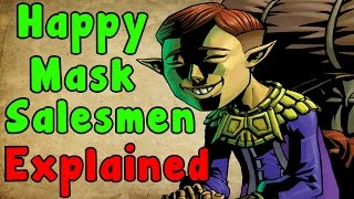 Download Zelda Theory - The TRUE INTENTIONS Of The Happy Mask Salesman Video