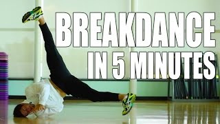 Download Learn Breakdance Windmills In Only 5 Minutes Video