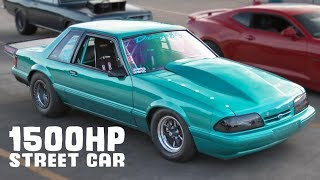 Download Foxbody Gets REVENGE on a SUPRA! Video