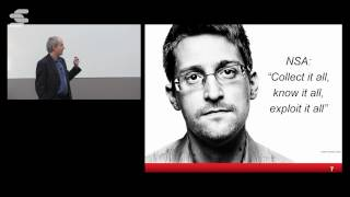 Download Cryptography in a post-Snowden era - Bart Preneel Video