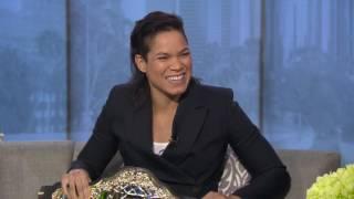 Download UFC Champion Amanda Nunes talks defeating Ronda Rousey Video