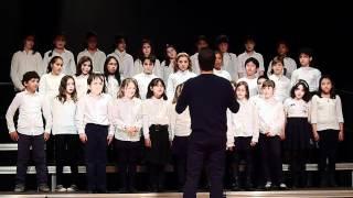 Download Intro + Canon - VIII CERTAMEN DE COROS ESCOLARES COMUNIDAD DE MADRID - 2012 Video