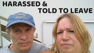 Download Harassed and told to leave: Full Time RV Living Video