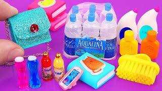 Download 14 DIY Miniatures for Barbie Video