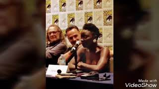 Download TWD: Dandy Summer Gallery/SDCC (Danai Gurira and Andrew Lincoln)/Richonne Video